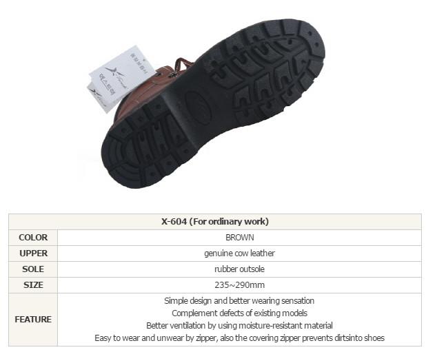 Giày bảo hộ XTRACT X600 Hàn Quốc