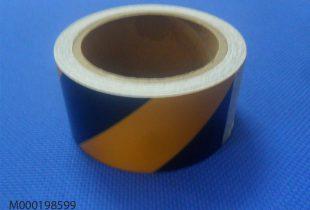 Băng dính Hàn Quốc có phản quang vàng đen