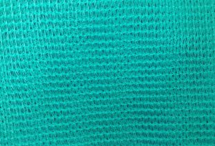 Lưới che chắn xây dựng HDPE xanh ngọc