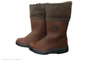 Giày ủng da hàn mũi sắt X371 Hàn Quốc