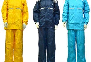quần áo mưa bộ hàn quốc có phản quang ( Nam & Nữ)