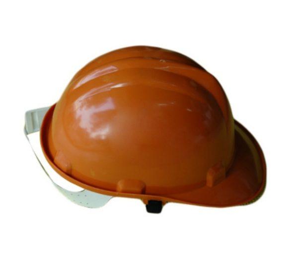 Mũ bảo hộ công nhân xây dựng loại rẻ màu vàng