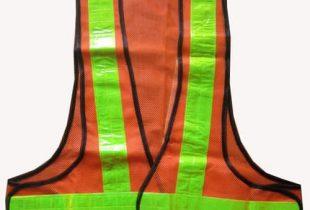 áo phản quang lưới APQL02 bền đẹp tốt
