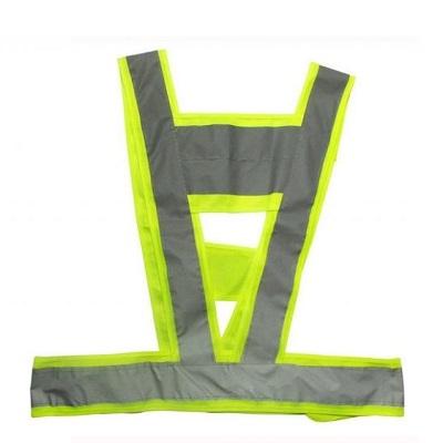 áo phản quang lưới APQL04 chữ A bền đẹp tốt