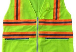 áo phản quang lưới 3M APQL03 bền đẹp tốt