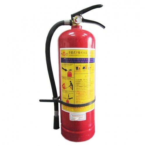 Bình chữa cháy MFZL4 ABC đạt chuẩn PCCC