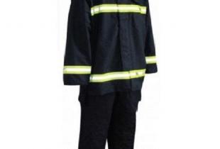 Quần áo chống cháy chịu nhiệt vải Nomex 1 lớp Hanko