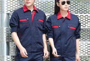 May đồng phục quần áo bảo hộ hanko10