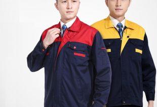 May đồng phục quần áo bảo hộ hanko11
