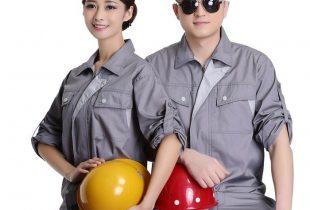 May đồng phục quần áo bảo hộ hanko12