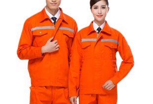 May đồng phục quần áo bảo hộ hanko03