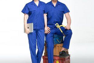 May đồng phục quần áo bảo hộ hanko08