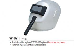 Mặt nạ hàn nhựa cầm tay OTOS W-82 Hàn Quốc