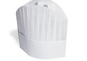 Bán Mũ bếp giấy cao 22cm ngang 30cm điều chỉn