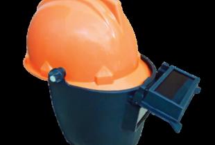 mũ bảo hộ BB-N90 kết hợp mặt nạ hàn đen