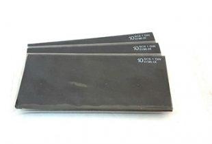 Miếng kính hàn xì Đức màu đen KT( 50x100x2,5)mm
