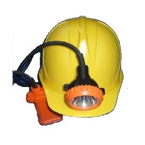 Bán mũ bảo hộ có gắn đèn cho thợ hầm lò