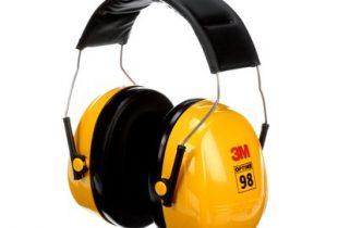 Chụp phone ốp tai chống ồn 3M-H9A của Mỹ