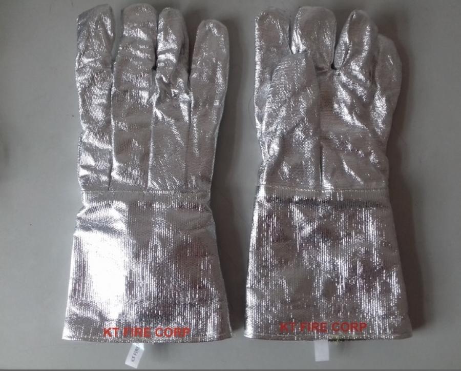Bán găng tay chống cháy 1000 độ Hanko