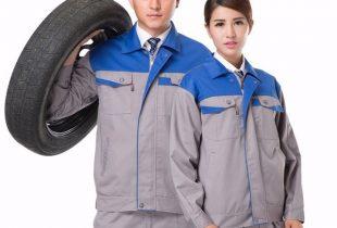 Quần áo bảo hộ lao động công nhân và kỹ sư tại HanKo