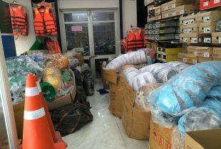 Bảo hộ lao động đồ Hàn Quốc bán tại HanKo