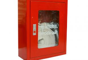Tủ hộp cứu hỏa chữa cháy kt (50x60x18)cm