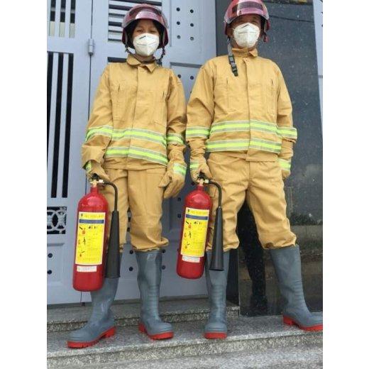 Quần áo chống cháy theo tt48 PCCC tại HANKO