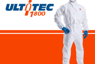 Quần áo chống hóa chất ULTITEC U1800FR đạt chuẩn