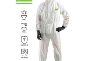Quần áo chống hóa chất ULTITEC U1000L đạt chuẩn