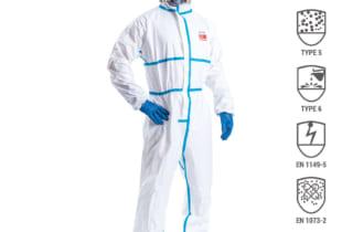 Quần áo chống hóa chất ULTITEC U3000T đạt chuẩn