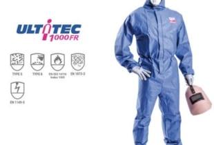 Quần áo chống hóa chất ULTITEC U1000FR đạt chuẩn