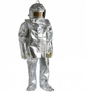 Bộ quần áo chống cháy tráng nhôm 1500 độ C