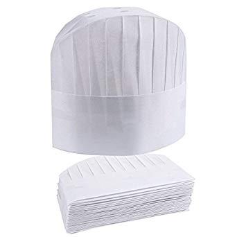 Bán mũ bếp giấy cao 23cm ngang 30cm
