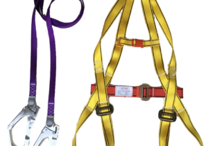 Dây an toàn toàn thân (HB) 2 móc to kèm dây chống sốc