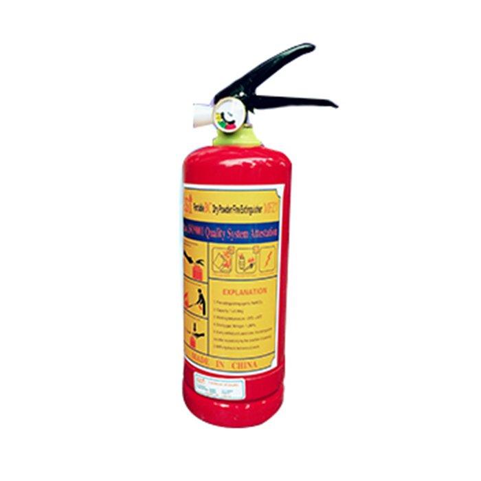 Bình chữa cháy MFZ1KG bột BC đạt chuẩn có tem PCCC