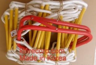 Thang dây chống cháy KT-FIRE Hàn Quốc (KTFEL-Y)