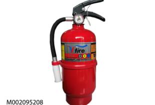 Bình chữa cháy Hàn Quốc – Vfire 1.5KG bột ABC ( Bảo hành 03 năm)