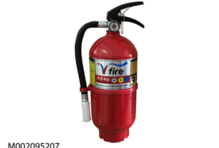 Bình chữa cháy Hàn Quốc – Vfire 4KG bột ABC ( Bảo hành 03 năm)