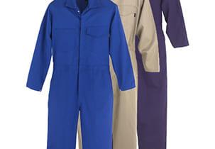 Đồng phục áo liền quần vải kaki LDHQ dày bền đẹp