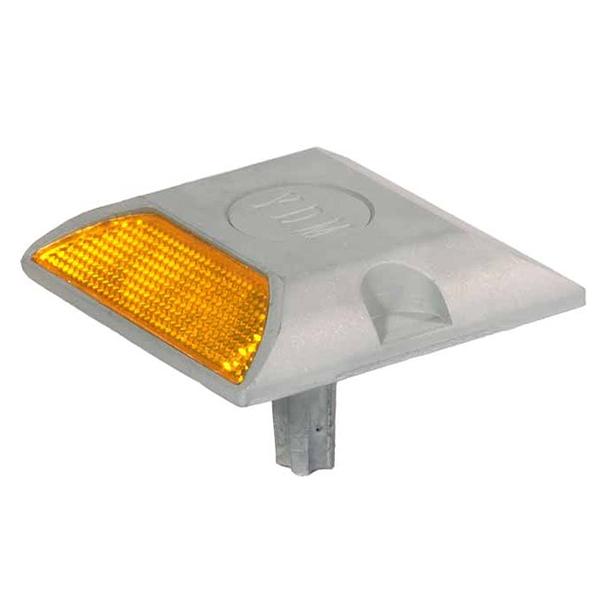 Đinh đường nhôm hai mặt phản quang (21x104x104)mm