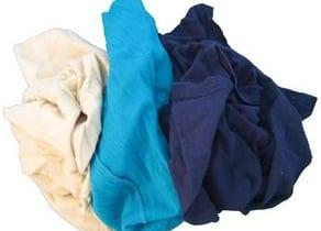 Giẻ lau màu vải đông xuân cotton khổ (7×10)cm