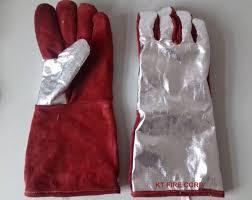 Găng tay chịu nhiệt 1500 độ Hàn Quốc (KTA1500R)