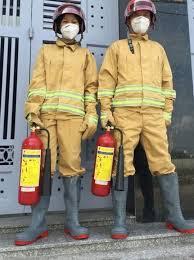 Quần áo chống cháy BCA PCCC TT48 5set