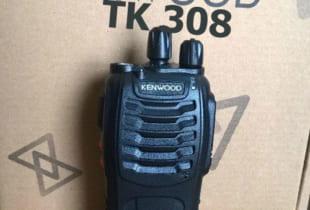 Cung cấp bộ đàm chính hãng Kenwood (TK308)