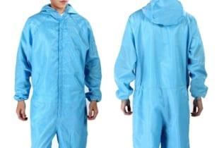 Đồng phục phòng sạch áo liền quần ( QABH-P044)