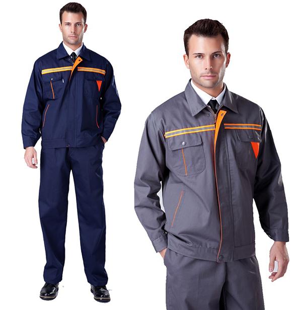 Đồng phục bảo hộ lao động công nhân kỹ sư – HKQAbh-P050