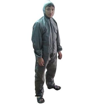 Quần áo Nylon PVC chống hóa chất axit