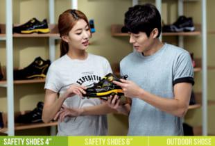 Mua giày bảo hộ lao động tốt nhất ở đâu tại Hà Nội