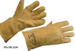 Găng tay da thợ hàn Proguard PG-119-YLW