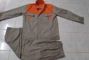 Quần áo bảo hộ lao động vải Pang Rim Hàn Quốc bền đẹp tốt nhất